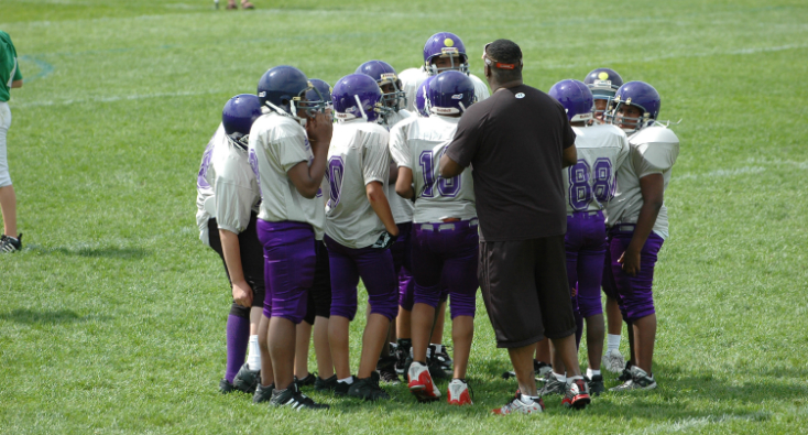 The Philosophy Behind The 4 4 Defense In Youth Football