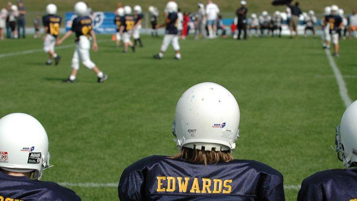 Kee harrisburg packers midget football teams young