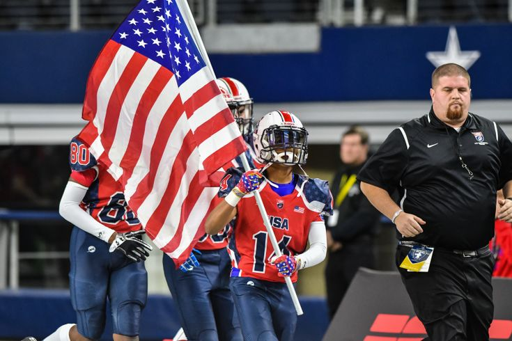 18223adc0c4b USA Football announces U.S. Under-16 Select Team for International Bowl IX  at AT T Stadium