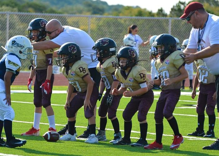 Pop Warner to implement USA Football American Development Model after  Rookie Tackle debut baae084886