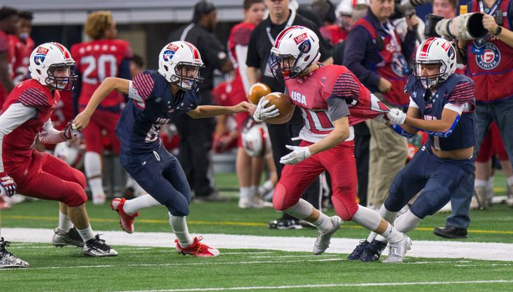U S  National Team Middle School Bowl Games Series Extends