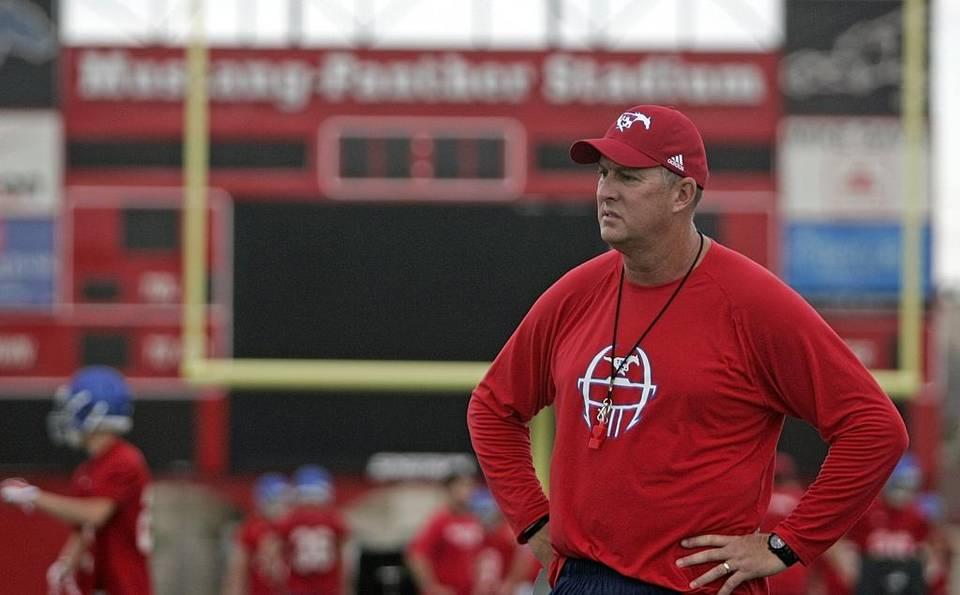 Podcast North Forney Texas High School Coach Randy Jackson Talks