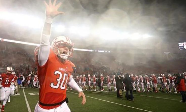 Which High School Football Team Has The Longest Winning Streak In Each State
