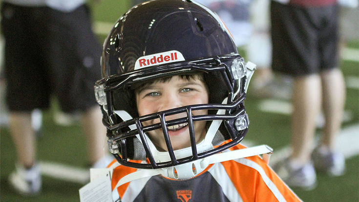 Holiday Gift Ideas For Youth Football Players