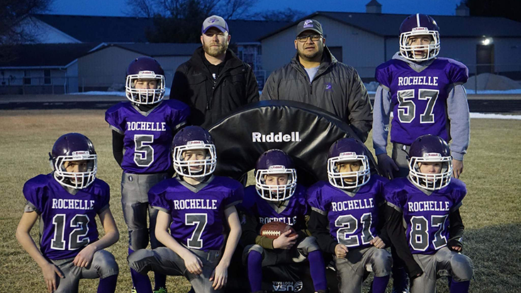 627b997790b USA Football s equipment grant application presented by Riddell still open