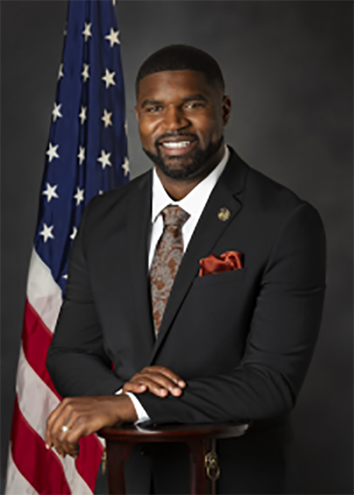 Council Member Don Carey