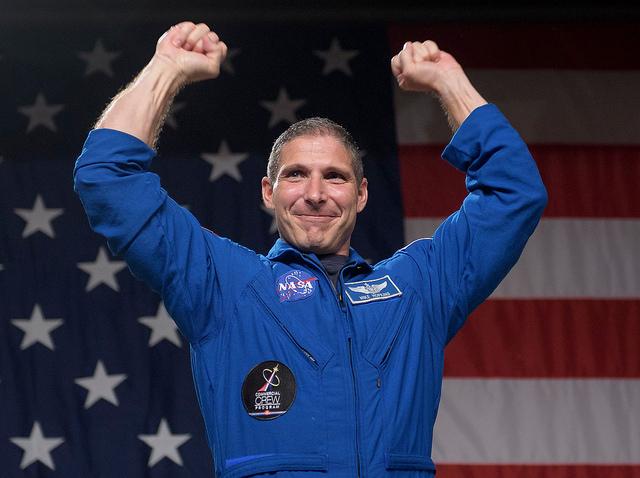 Mike Hopkins astronaut