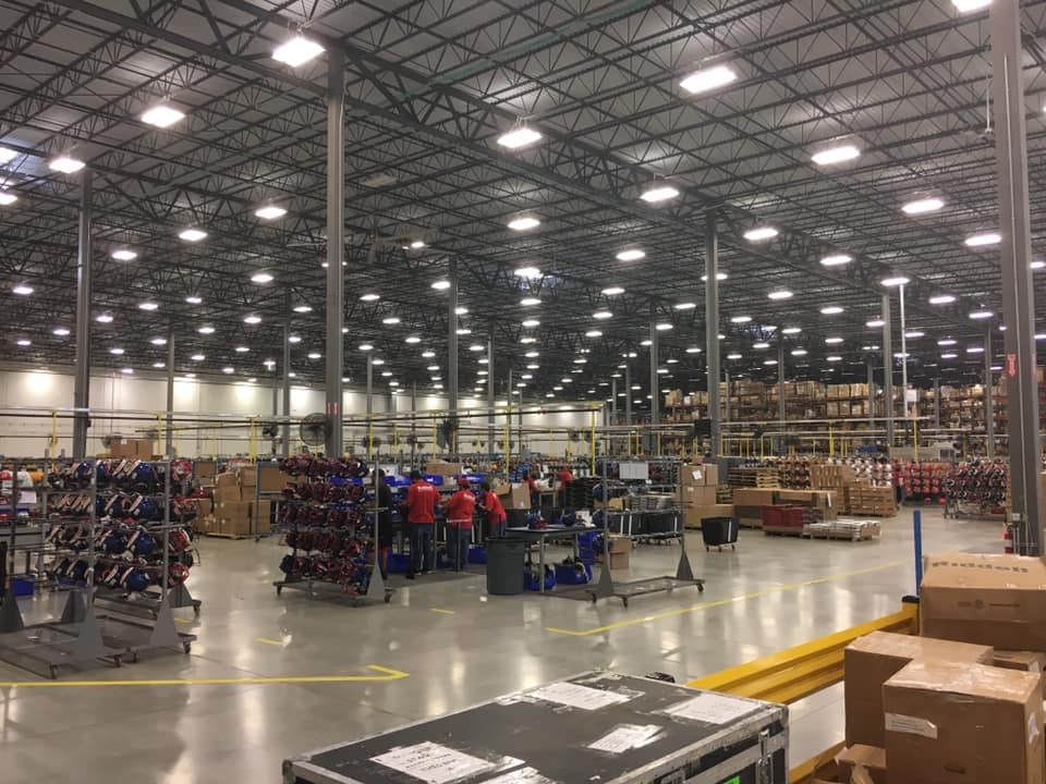 Riddell Production & Distribution Center
