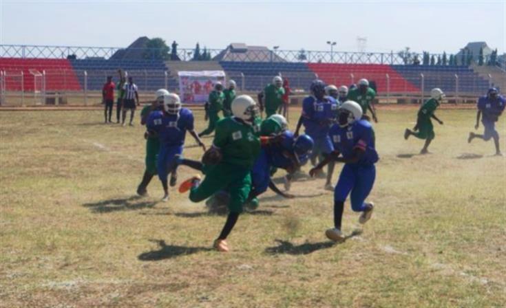 American football in Nigeria