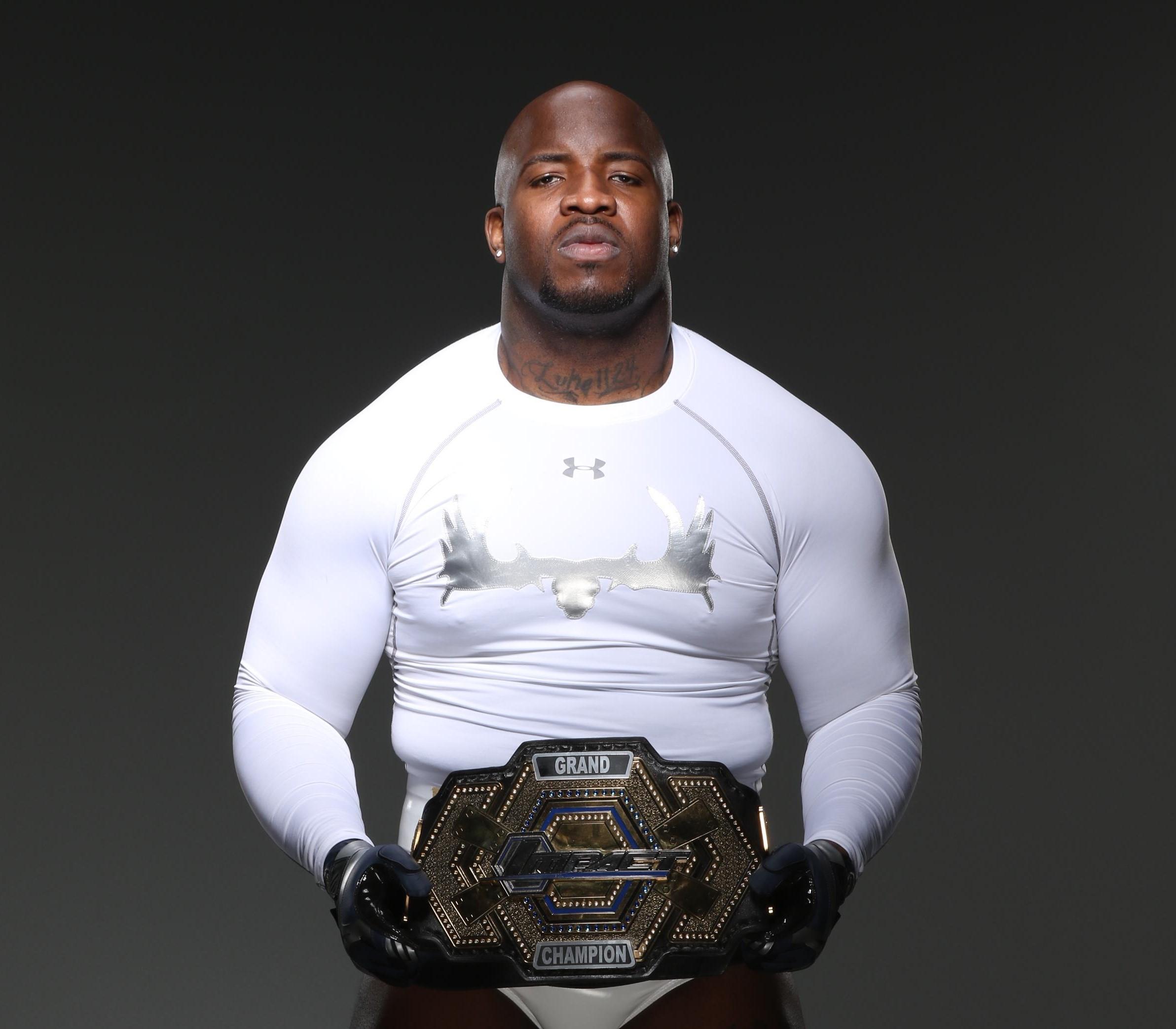 Возможный новый титул Impact Wrestling
