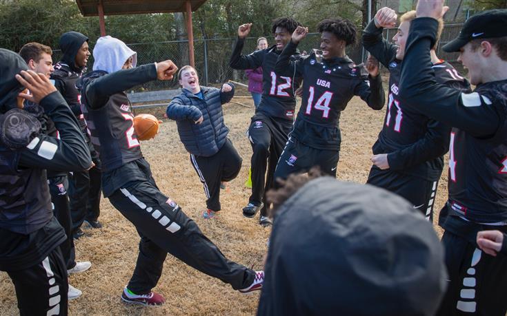 International Bowl Community Blitz