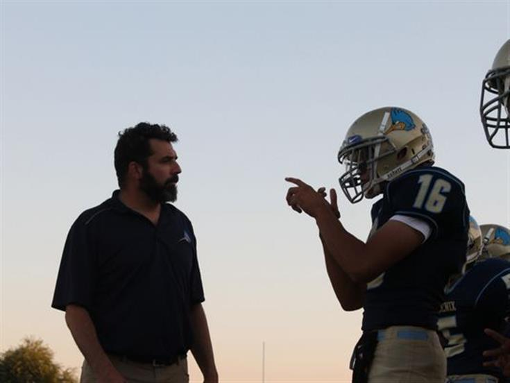 Phoenix School for the Deaf football