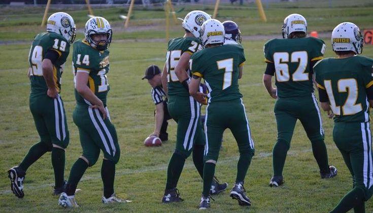 St. Regis High School football