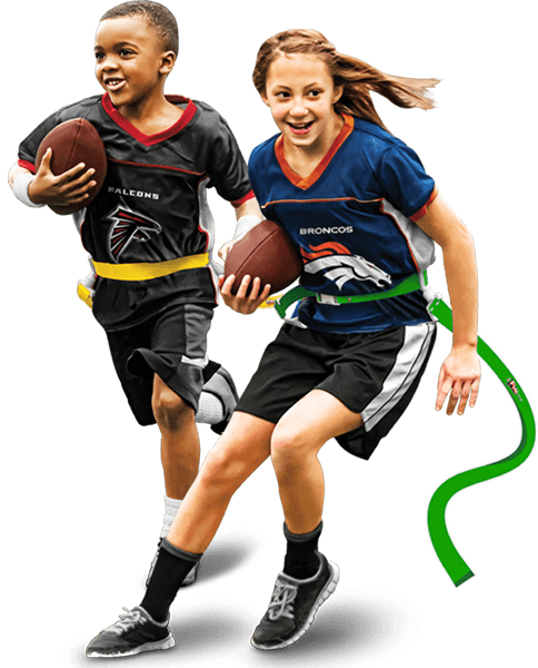 <p>The largest flag football program in the nation offers a fun, non-contact football experience for boys and girls ages 5-17.</p><p><strong>Search for a league in your area</strong></p>