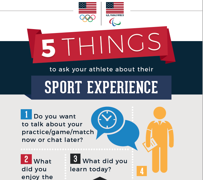 Ask About Sport Experience