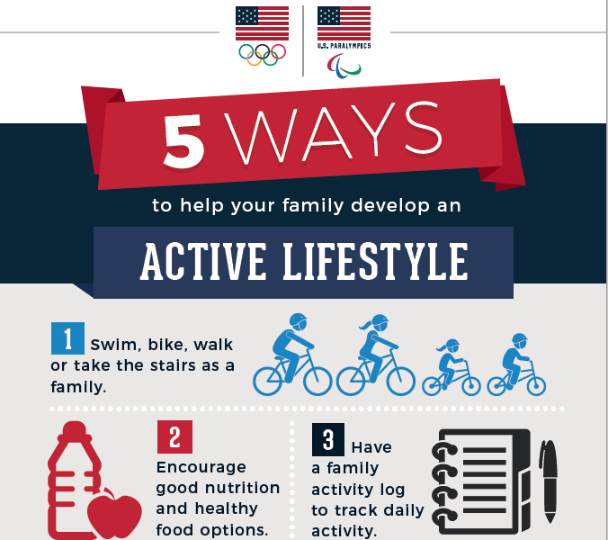 Family Active Lifestyle