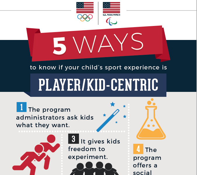 Kid Centric Experience