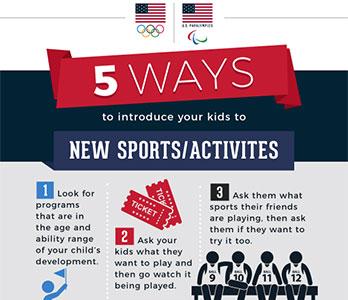 New Sports Activities