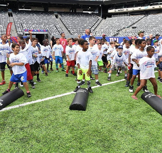 Protection Tour | Free Youth Football Camp